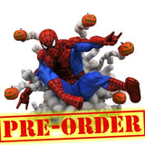 "(PREORDER) 6"" Marvel Gallery - Pumpkin Bomb Spider-Man Figure Statue Diorama Diamond Select Toys"