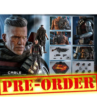 (PREORDER) 1:6 Deadpool 2 - Cable Nathan Summers Figure MMS583 Hot Toys