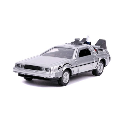 1:32 Back to the Future 2 - Delorean Time Machine Diecast Vehicle Jada Toys