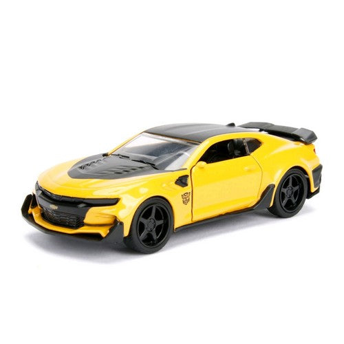 1:32 Transformers - Bumblebee 2016 Chevy Camaro Hollywood Ride Jada Toys