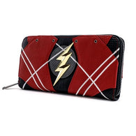 Dc Comics - The Flash Zip-Around Long Wallet Loungefly