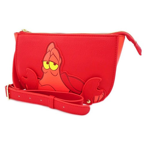 Disney - The Little Mermaid - Sebastian Faux Leather Waist Bag Loungefly