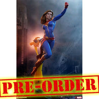 (PREORDER) 1:5 Marvel : Avengers Assemble Collection - Captain Marvel Statue Sideshow