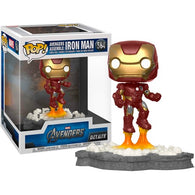 Avengers - Iron Man Assemble Diorama Deluxe #584 Pop Vinyl Funko Exclusive (LAST CHANCE)