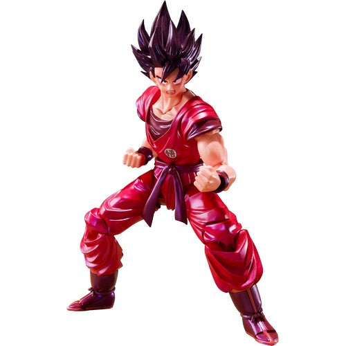 1:12 Dragon Ball Z Anime - Son Goku Kaiohken S.H.Figuarts Figure Bandai Tamashii Nations