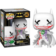 Batman Animated - Joker's Wild 80th Anniversary Pop Vinyl Funko Exclusive