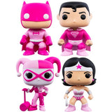 (PREORDER) DC - Wonder Woman in Pink Breast Cancer Awareness Pop Vinyl Funko