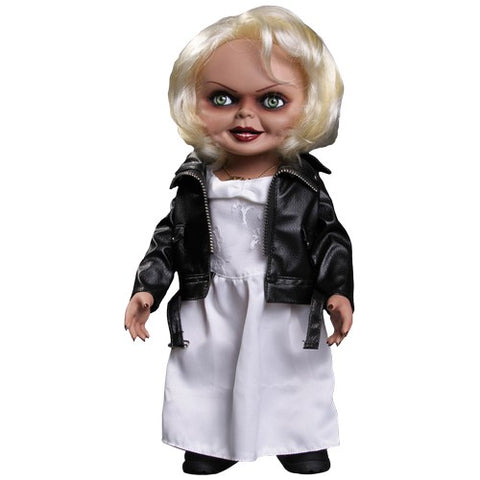 "15"" Bride of Chucky - Tiffany Mega Scale Talking Figure Mezco Toyz"