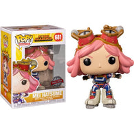 My Hero Academia - Mei Hatsume #681 Pop vinyl Funko Exclusive