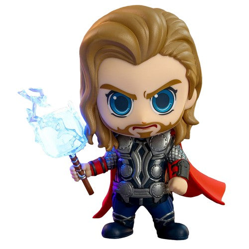 Avengers 4 : Endgame - Thor with Mjolnir Luminous Reflective Effect COSB577 Cosbaby Hot Toys