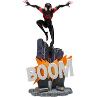 1:10 Spider Man : Into the Spider-Verse - Miles Morales Battle Diorama Series Statue Iron Studios