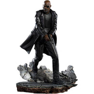 1:10 Spider-Man : Far From Home - Nick Fury Battle Diorama Series Statue Iron Studios