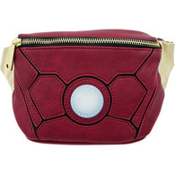 Marvel - Iron Man Faux Leather Bum Bag Fanny Pack Loungefly