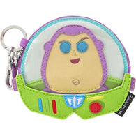 Disney Pixar Toy Story - Buzz Lightyear Mini Coin Bag Faux Leather Loungefly