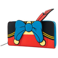 Disney - Pinocchio Zip-Around Long Wallet Loungefly