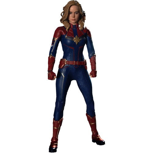 1:12 Captain Marvel - Brie Larson Figure One:12 Collective Mezco Toyz