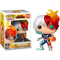 My Hero Academia - Todoroki Metallic #372 Pop vinyl Funko Exclusive