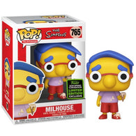 The Simpsons - Milhouse #765 Pop Vinyl Funko ECCC 2020 Spring Convention Exclusive