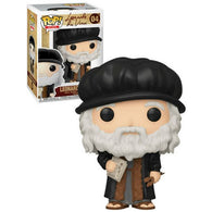 Artists - Leonardo DaVinci #04 Pop Vinyl Funko