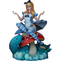 "14"" J. Scott Campbell Fairytale Fantasies - Alice in Wonderland Statue Sideshow Collectibles"
