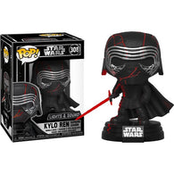 Star Wars Episode IX : Rise of Skywalker - Kylo Ren Light & Sound #308 Pop Vinyl Funko