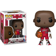 NBA : Chicago Bulls - Michael Jordan in Rookie Uniform #56 Pop Vinyl Funko Exclusive