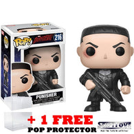 Daredevil - Punisher #216 Pop Vinyl Funko