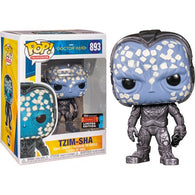 Dr Who - Tzim Sha #893 Pop Vinyl Funko NYCC 2019 Exclusive