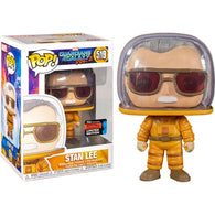Guardians of the Galaxy 2 - Stan Lee Cameo Astronaut #519 Pop Vinyl Funko NYCC 2019 Exclusive