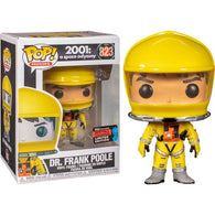 2001 A Space Odyssey - Dr Frank Poole #823 Pop Vinyl Funko NYCC 2019 Exclusive