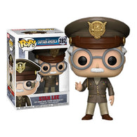 Captain America : The First Avenger - Stan Lee Cameo #282 Pop Vinyl Funko Exclusive