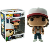 Stranger Things - Dustin with Brown Jacket #424 Pop Vinyl Funko Exclusive