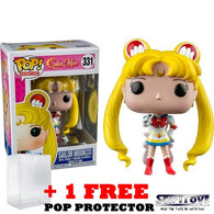 Sailor Moon - Super Sailor Moon Crisis Outfit #331 Pop Vinyl Funko Exclusive