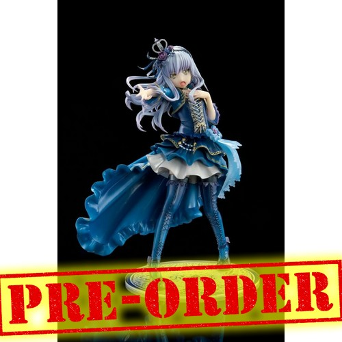 (PREORDER) 1:7 BanG Dream! Girls Band Party Game : Vocal Collection – Yukina Minato from Roselia Limited Overseas Pearl Ver Statue Good Smile Company