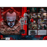 (PREORDER) 1:6 Horror Movie : It Chapter 2 - Pennywise Figure MMS555 Hot Toys