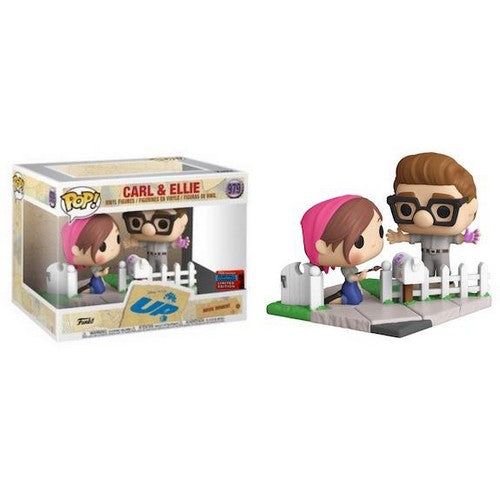 Up - Carl & Ellie Mailbox #979 Pop Vinyl Movie Moment Funko NYCC 2020 Exclusive (LAST CHANCE)
