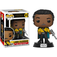 Star Wars Ep. IX : Rise of Skywalker - Lando Calrissian #313 Pop Vinyl Funko