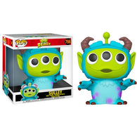 "10"" Disney Pixar : Toy Story - Alien Remix in Monster Inc. Sulley Outfit #766 Pop Vinyl Funko"