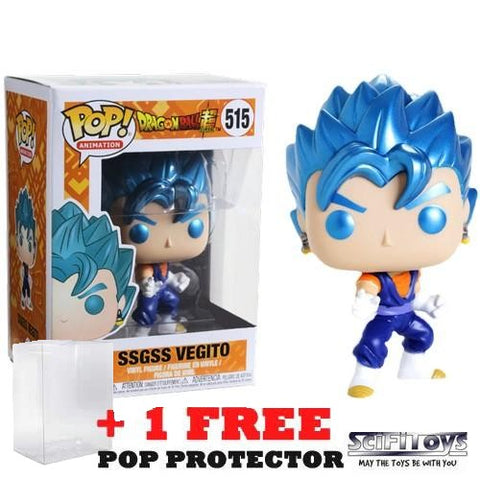Dragon Ball Super - SSGSS Vegito #515 Pop Vinyl Funko Exclusive