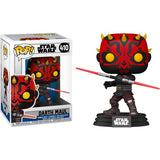 Star Wars : The Clone Wars - Darth Maul #410 Pop Vinyl Figure Funko