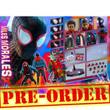 (PREORDER) 1:6 Spider-Man : Into the Spider Verse - Miles Morales Figure MMS567 Hot Toys