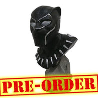 "(PREORDER) 1:2 10"" Marvel - Black Panther Legends in 3D Bust Statue Diamond Select Toys"