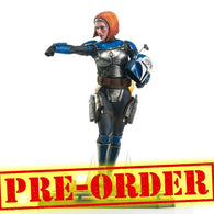 (PREORDER) 1:7 Star Wars : The Mandalorian - Bo-Katan Statue Diamond Select Toys