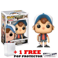 Gravity Falls - Dipper Pines #240(with chase*) Pop Vinyl Funko