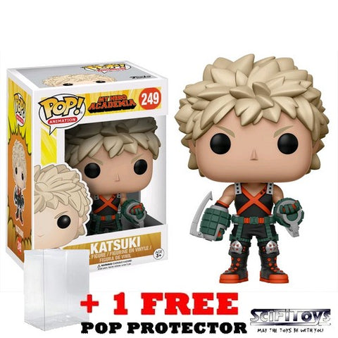 Anime : My Hero Academia - Katsuki #249 Pop Vinyl Figure Funko