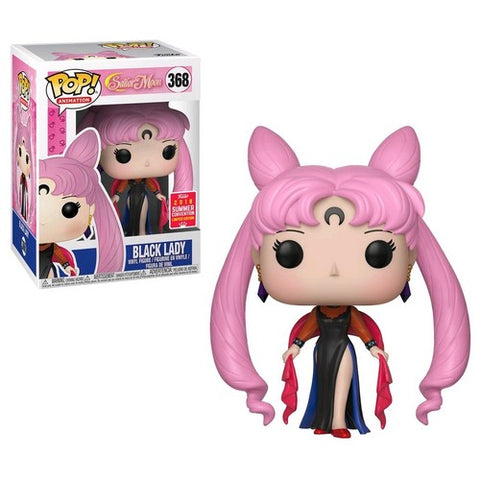 Sailor Moon - Black Lady #368 Pop! Vinyl Funko SDCC 2018 Exclusive