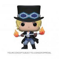 (PREORDER) Anime : One Piece - Sabo Pop Vinyl Figure Funko Fair 2021