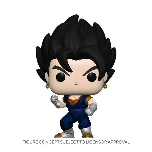 (PREORDER) Anime : Dragon Ball Z - Vegito Metallic Pop Vinyl Figure Funko Exclusive