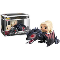 Game of Thrones - Daenerys on Dragon Drogon #15 Pop Ride