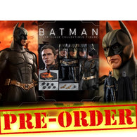 (PREORDER) 1:6 DC : Batman Begins - Batman A.K.A Christian Bale MMS595 Hot Toys